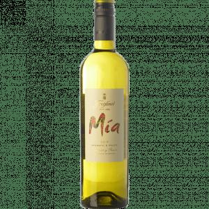 Botella de Vino Blanco Mia