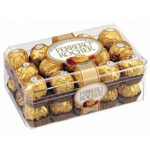 Bombones Ferrero Rocher 30ud